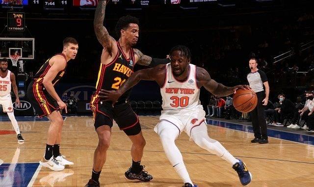 New York Knicks at Atlanta Hawks Game 3 Betting Preview