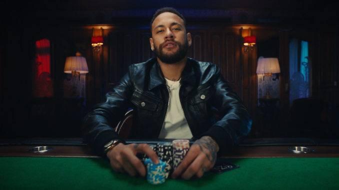 PokerStars i Neymar Jr wprowadzają rebranding piłkarskiego motywu do formatu Loterii Sit and Go (LSNG) Spin and Go
