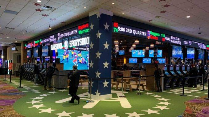 Michigan betting