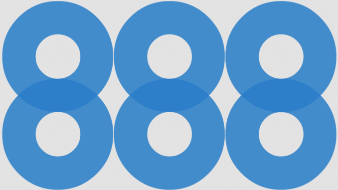Eyes on West Virginia and Connecticut to Complete 888's Goal to Enter Three States