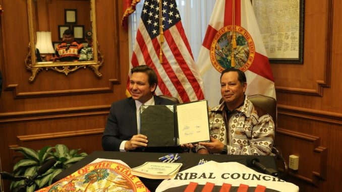Magic City Casino Boss Files a Lawsuit Against Florida Gambling Compact With Seminole Tribe