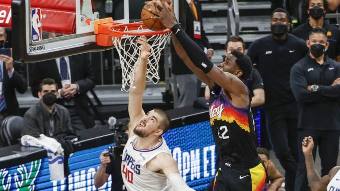 Phoenix Suns at Los Angeles Clippers Game 6 Betting Preview